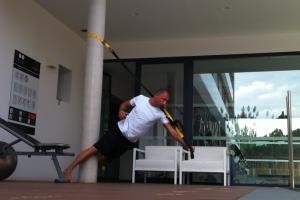 Franz Personal Trainer Formentera Playa del Carmen