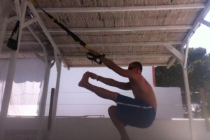 Francesco Vilitz Personal Trainer & Yoga Formentera Playa del Carmen