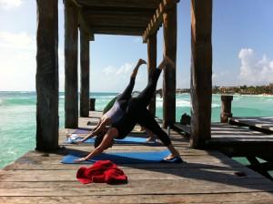 Yoga Playa del Carmen Francesco Vilitz