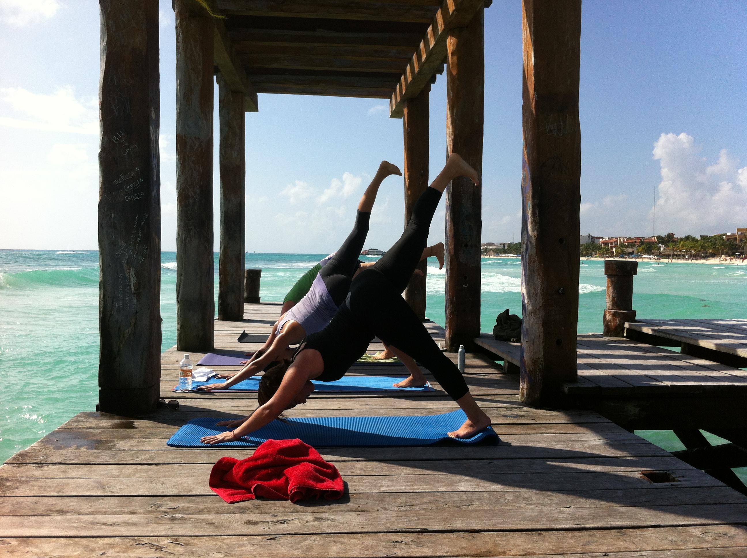 Yoga Formentera Playa Del Carmen Wonderfulife