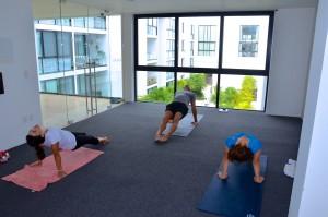 Yoga Playa del Carmen A'Nah Francesco Vilitz